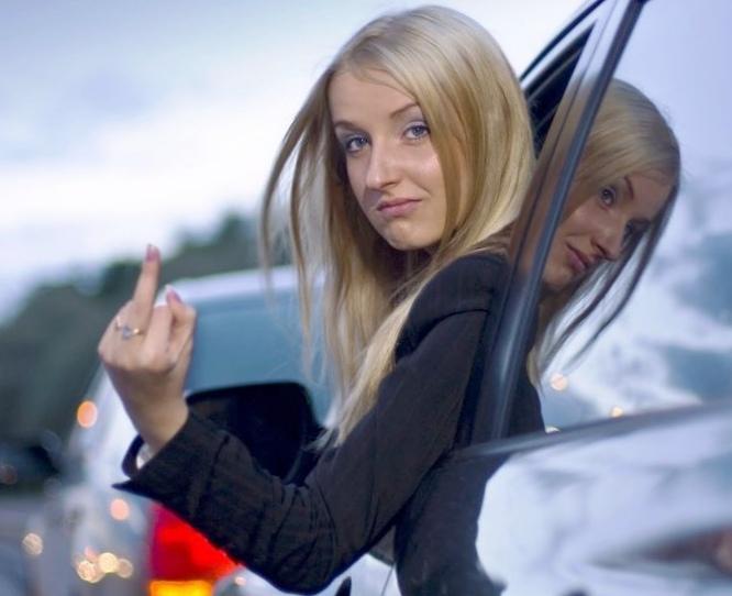 10 Советов даме за рулем