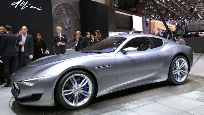 100 Лет maserati: самые красивые автомобили бренда
