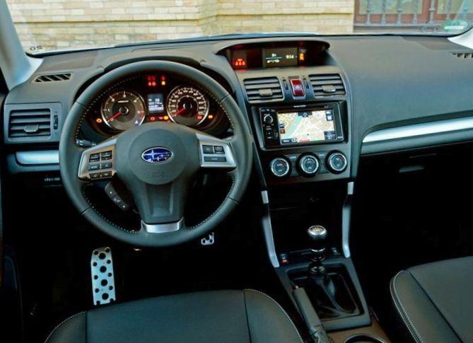 2013 Subaru forester получила...