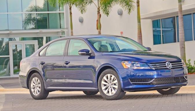 2013 Volkswagen passat s:первый обзор