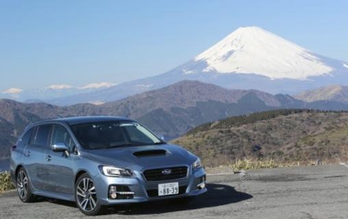 2015 Subaru levorg: первый обзор