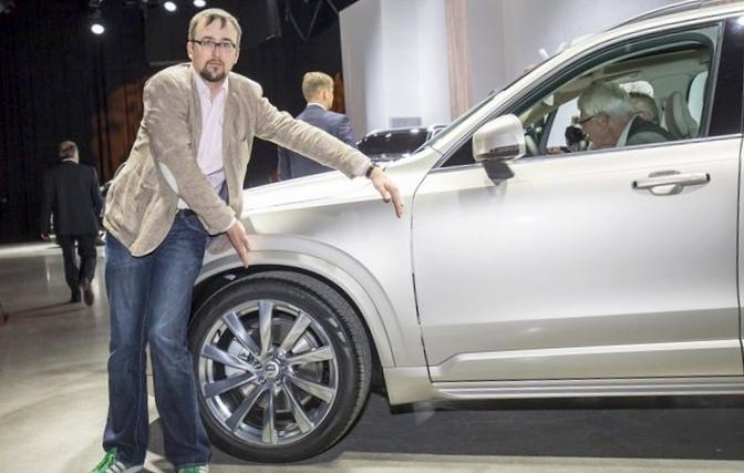 2015 Volvo xc90: первый тест-драйв