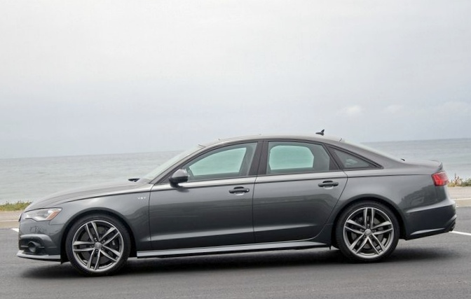 2016 Audi s6 и s7: сравнение
