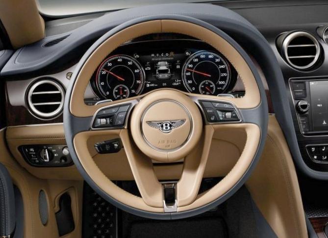 2017 Bentley bentayga: обзор внедорожника