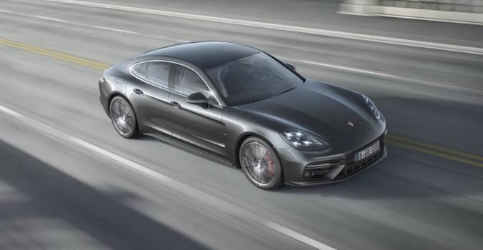 2017 Porsche panamera: технические...