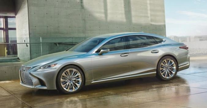 2018 Lexus ls в сравнении с немецкими моделями люкс класса