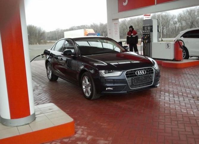 426. Audi a4 b8. почему купили не audi?