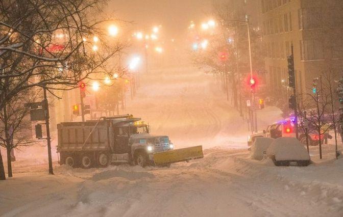 6 Советов для безопасного управления автомобилем в снегопад