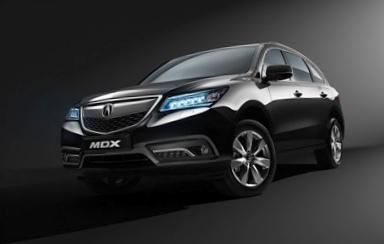 Acura mdx становится еще доступнее