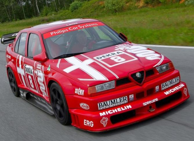 Alfa romeo 155 1994 г. в.