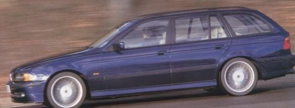 Alpina b10 1998