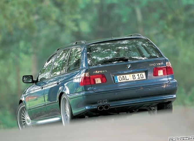 Alpina d10 biturbo 2003г/в