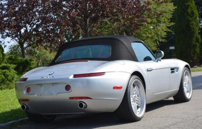 Alpina roadster s 2003
