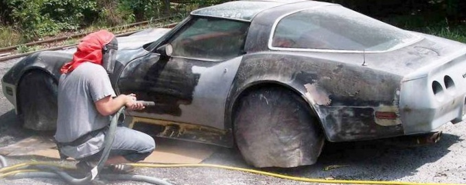 Антикоррозийная обработка автомобиля...