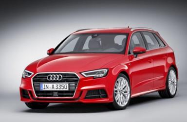 Audi a3 обновили