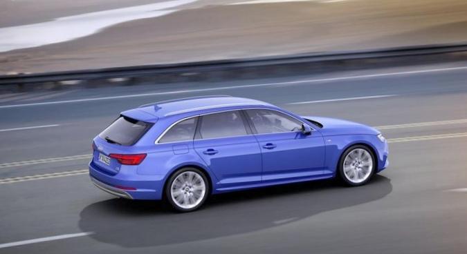 Audi представила новые седан и универсал a4