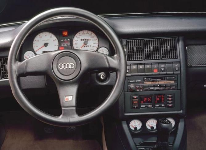Audi s2 1995 г.в.