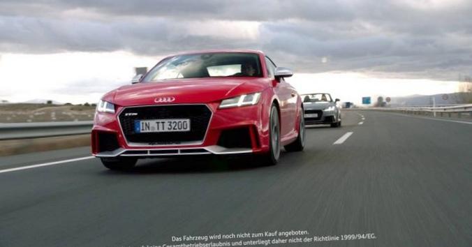 Audi tt - автомобиль, который вдохновляет