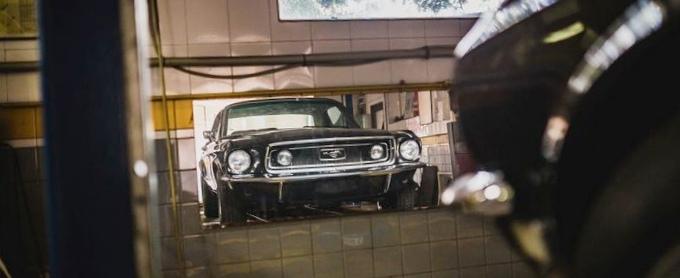 Автомобиль: руководство для долгого хранения в гараже