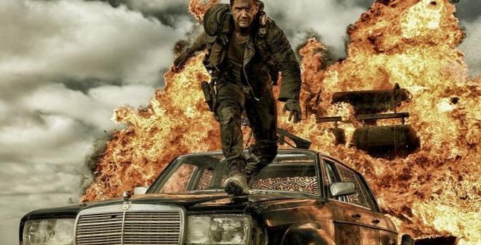 Автомобили из фильма mad max: fury road