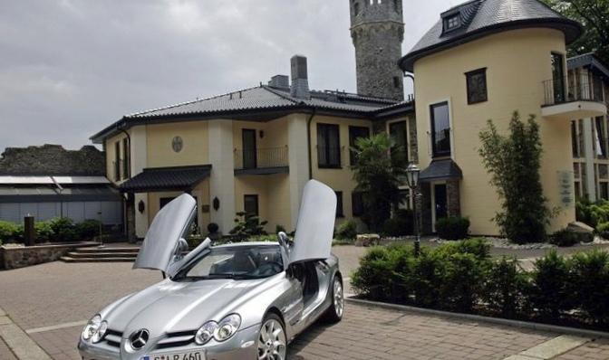 Автомобили попадающие под налог на роскошь