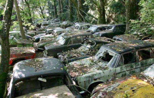 Автомобили снятые с производства в 2013 году