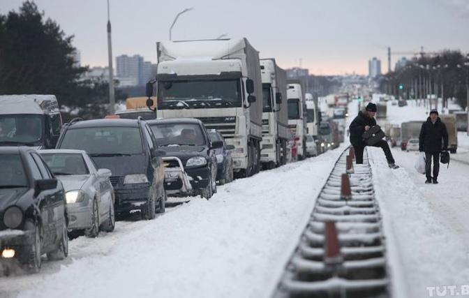 """Автонеделя тут: """"хавьер"""" замел дороги и сплотил водителей"""