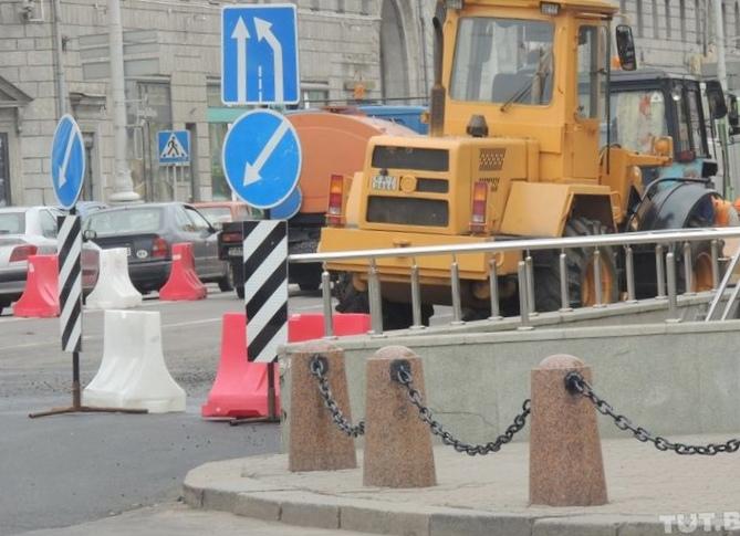 Автонеделя тут: ремонт столичного...