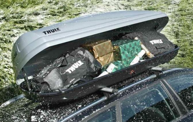 Багажники на крышу автомобиля: виды и способы крепления