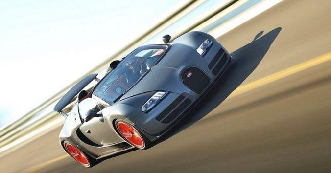 Bugatti veyron 2010 г/в