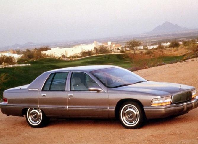 Buick roadmaster 5.7 1993 г/в