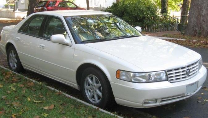 Cadillac concours 1993 г.в.
