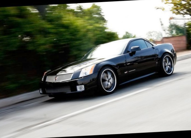 Cadillac xlr, 2008 г.в., бензин