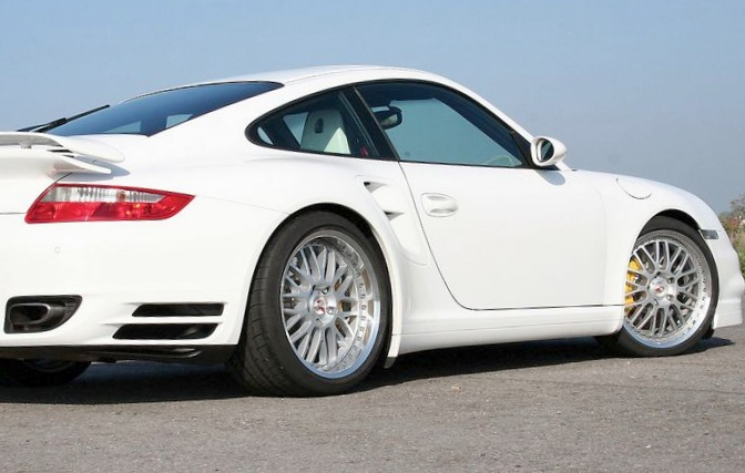 Cargraphic 997 turbo rsc 3,8