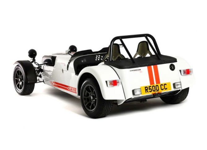 Caterham 7 superlight r500 2008 г/в