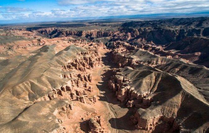 Чарынский каньон или другая планета