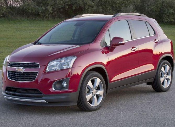 Chevrolet опередил toyota в рейтинге качества