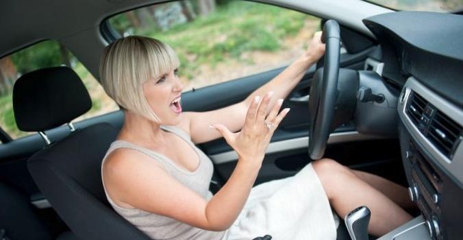 Что нас чаще всего раздражает на дороге