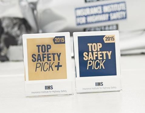 Что такое рейтинг безопасности автомобилей iihs? [часть 3]