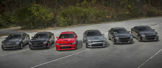 Десять автомобилей с широким диапазоном лошадиных сил
