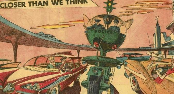 Десять автомобилей с технологиями...