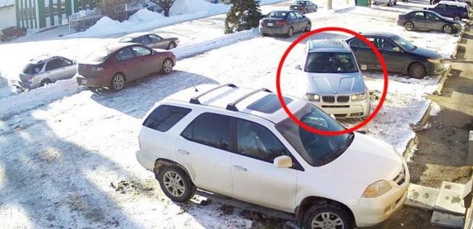 Десять худших водителей снятые на видео