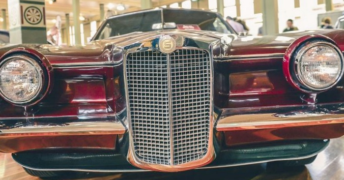 Десять материалов, из которых производили автомобили