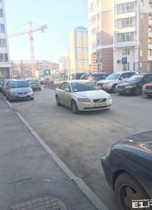 """""""Доска позора"""": где паркуемся весной?"""