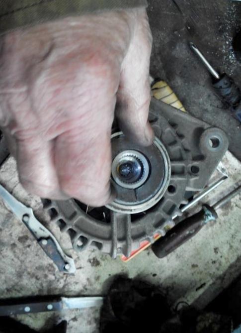 Если в пути отказал генератор ,авто, ремонт