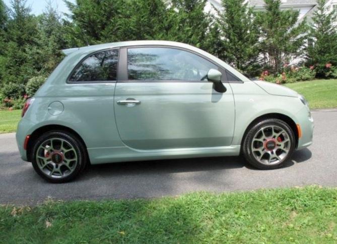 Fiat делает самые чистые машины...
