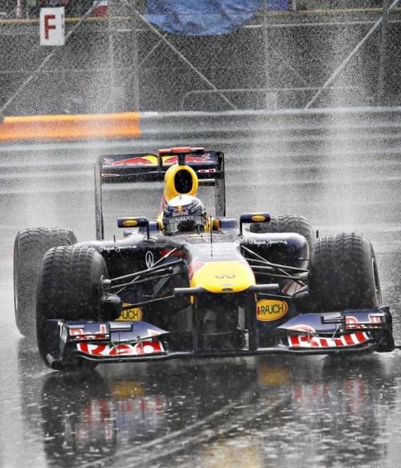 Формула 1. сезон 2011. гран-при канады: