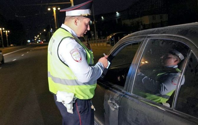 Гаи готовится снимать водителей-взяточников на видео