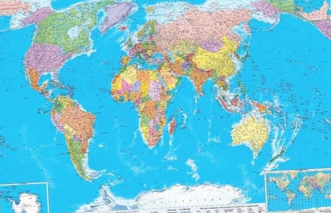 География с историей