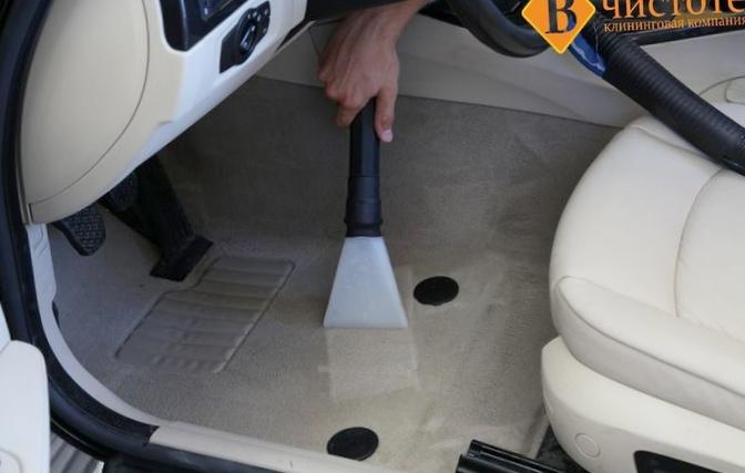 Химчистка автомобиля – как правильно осуществить?